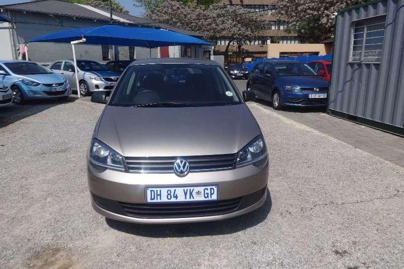 VW Polo Vivo 5 door 1.6 Trendline 2015