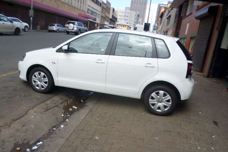 VW Polo Vivo 5 door 1.6 Trendline 2016