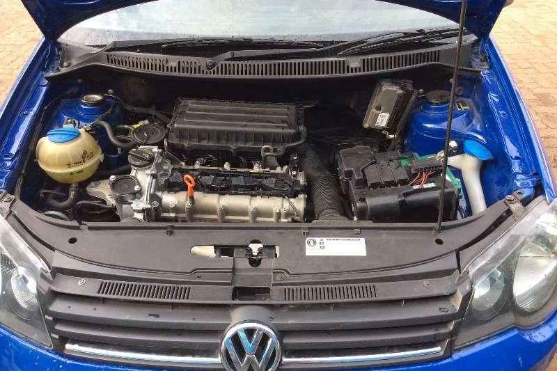 VW Polo Vivo hatch 1.4 Trendline 2011