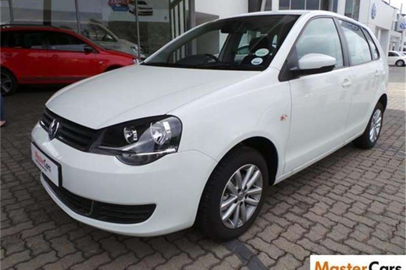 VW Polo Vivo hatch 1.4 Trendline 2018