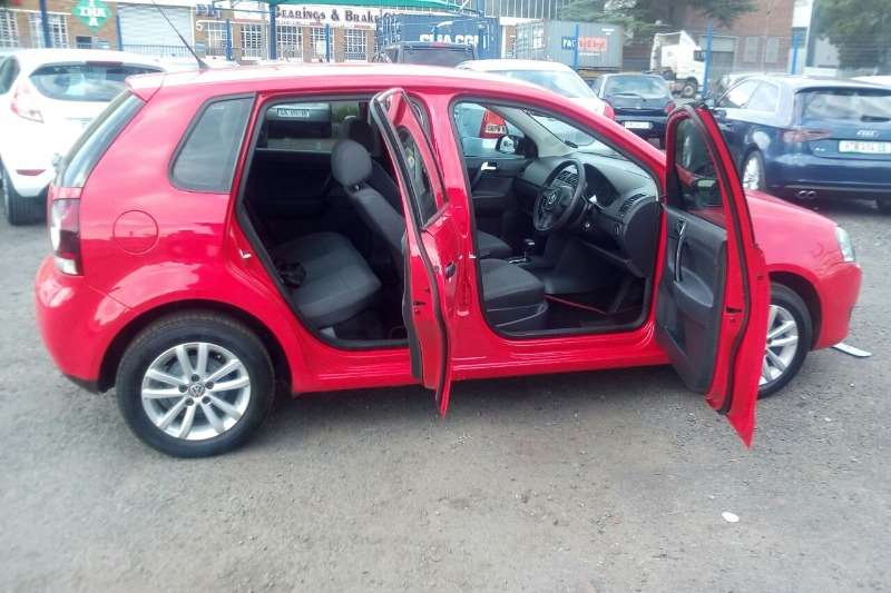 VW Polo Vivo hatch 1.4 Trendline auto 2014