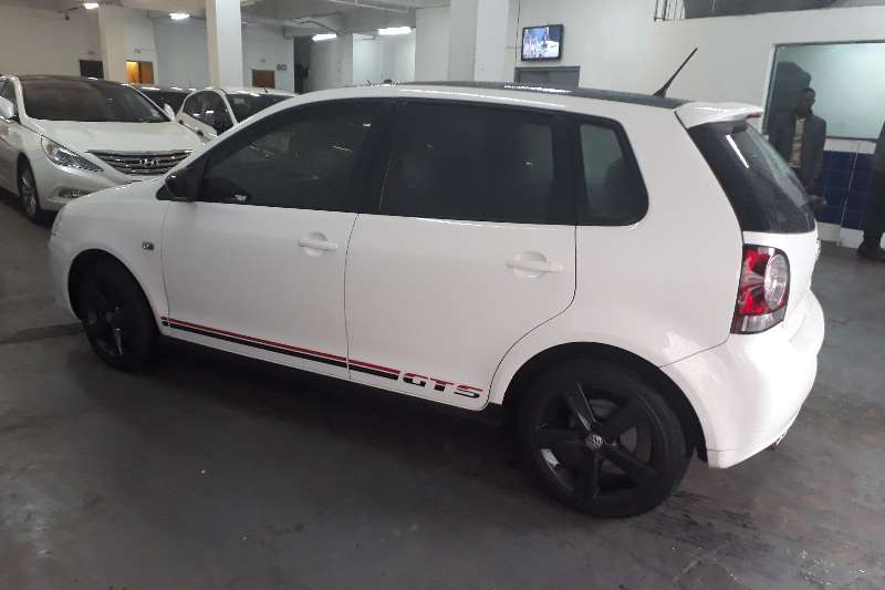2017 vw polo vivo hatch 1 6 gts hatchback   petrol    fwd    manual   cars for sale in gauteng