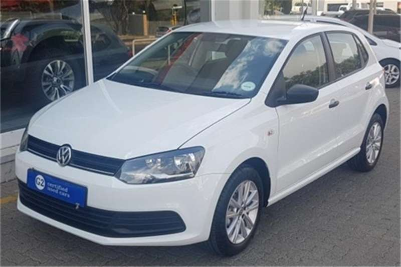 2018 VW Polo Vivo hatch 5-door