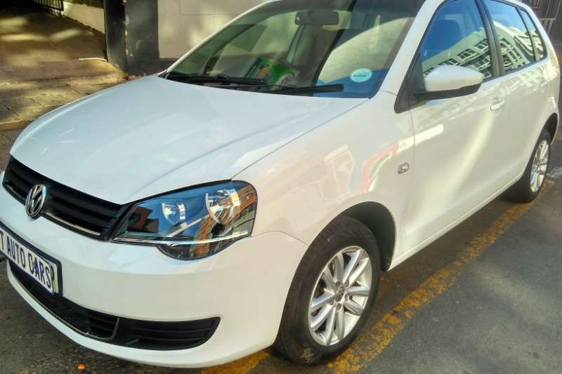 2014 VW Polo Vivo hatch 5-door