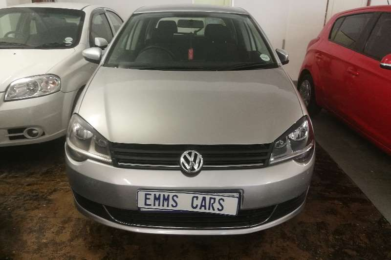 2015 VW Polo Vivo hatch 5-door POLO VIVO 1.4 TRENDLINE (5DR)