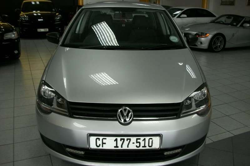 VW Polo Vivo Hatch 5-door POLO VIVO 1.4 BLUELINE 5Dr 2015