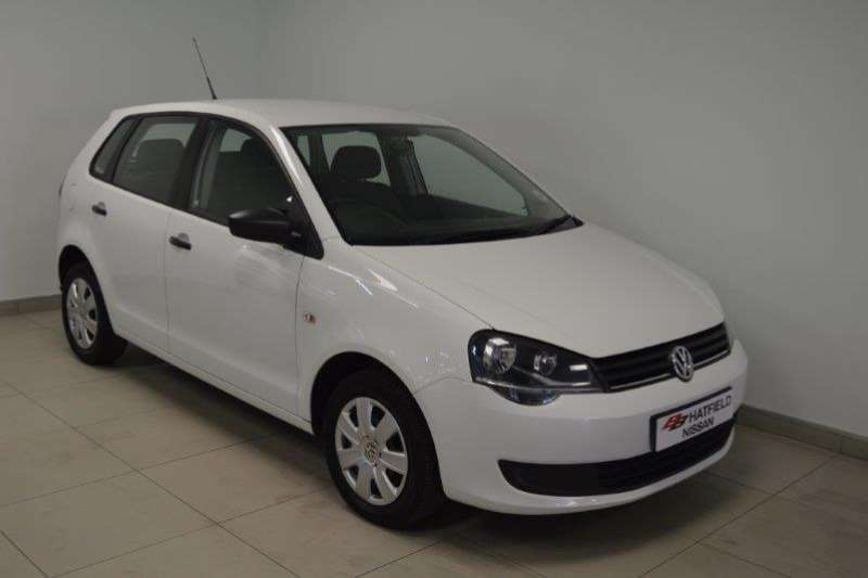 VW Polo Vivo Hatch 5-door POLO VIVO GP 1.4 CONCEPTLINE 5DR 2017