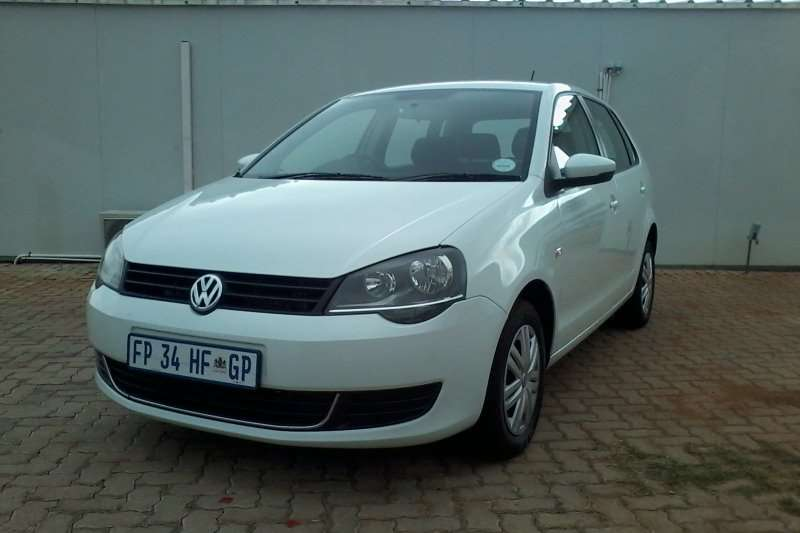 2016 VW Polo Vivo 5