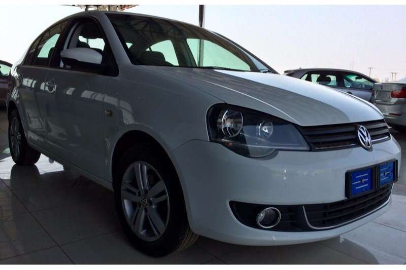 2014 VW Polo Vivo se