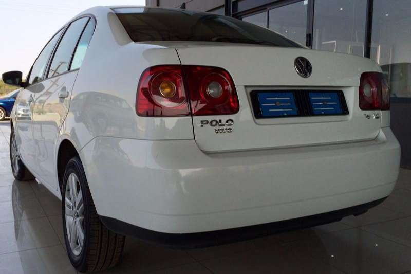 2014 VW Polo Vivo sedan 1.6 Comfortline