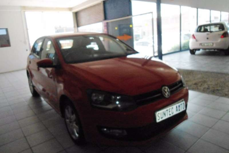 2015 VW Polo Vivo 5