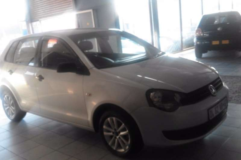 2013 VW Polo Vivo 5