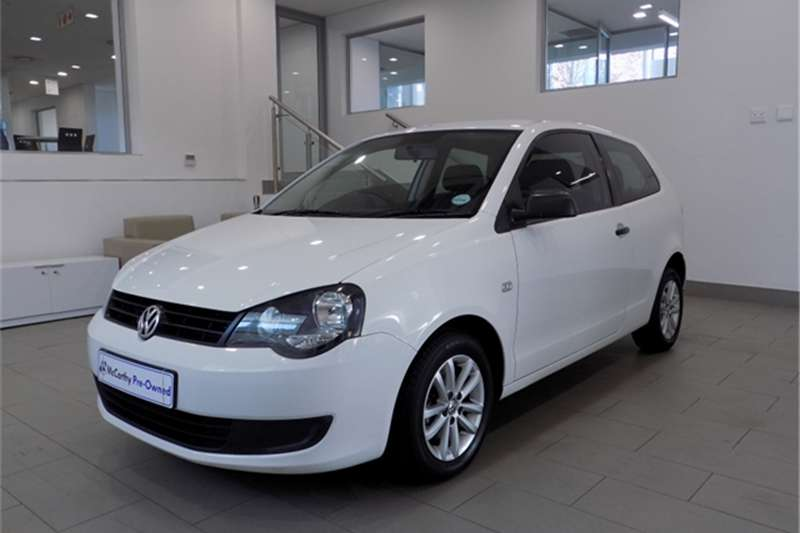 2017 VW Polo Vivo hatch 1.4 Trendline