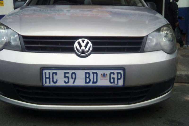 2011 VW Polo Vivo sedan 1.4