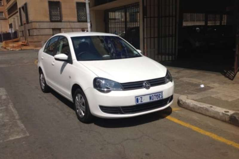 2016 VW Polo Vivo sedan 1.6 Comfortline