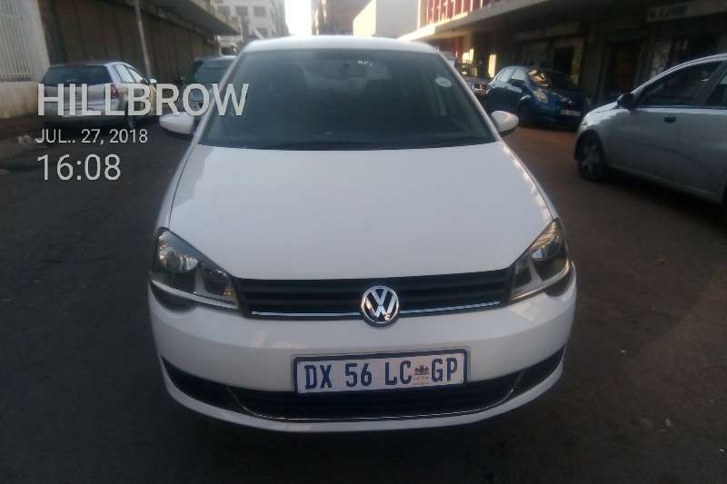 2015 VW Polo Vivo 5 door 1.4