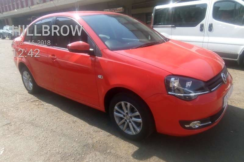 2014 VW Polo Vivo sedan 1.4 Trendline auto