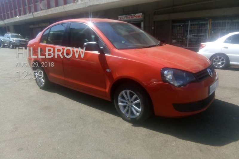 2010 VW Polo Vivo sedan 1.4 Trendline