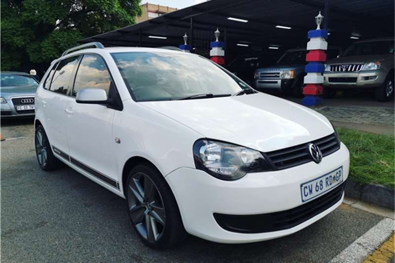 2014 VW Polo Vivo