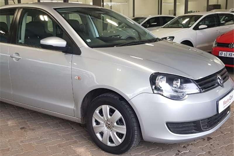 2017 VW Polo Vivo