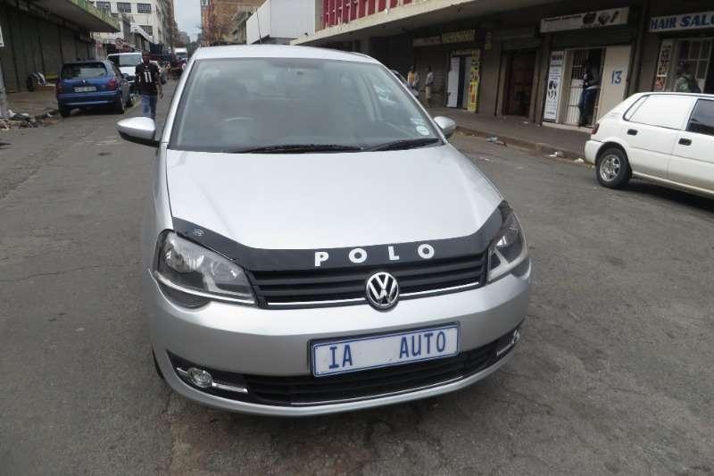 2013 VW Polo Vivo 5 door 1.6