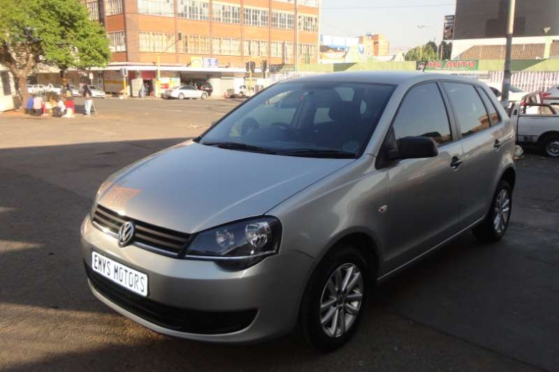 2014 VW Polo Vivo hatch 1.4 Conceptline