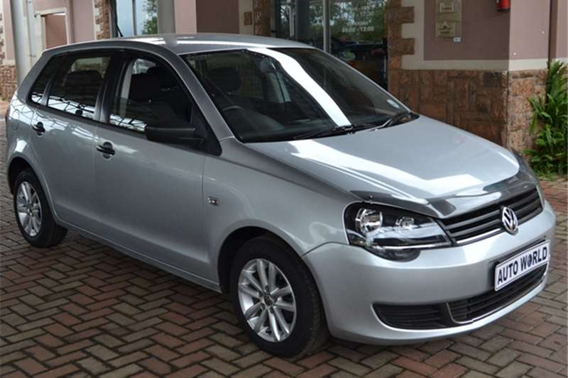 2015 VW Polo Vivo hatch 1.4 Conceptline