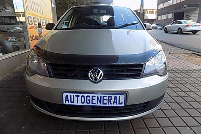 2013 VW Polo Vivo