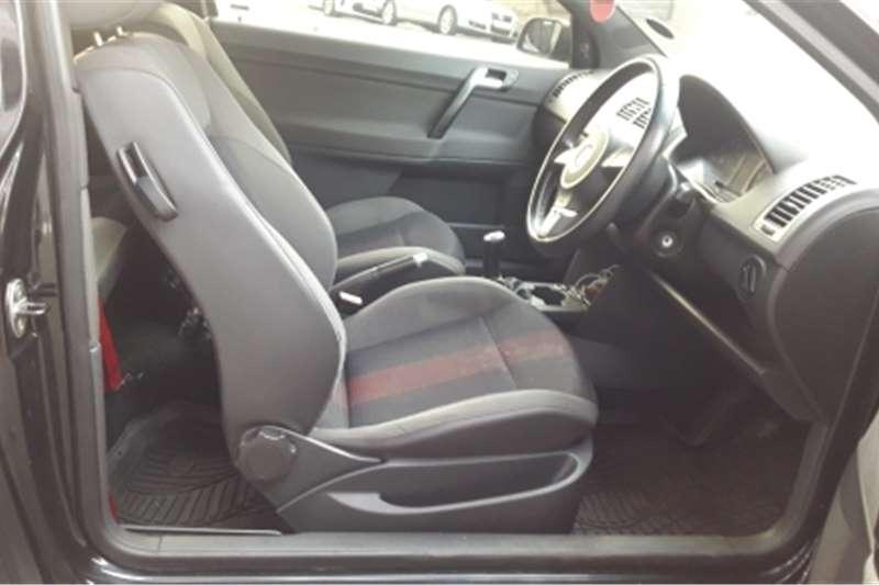 2013 VW Polo Vivo 3 door 1.6 GT
