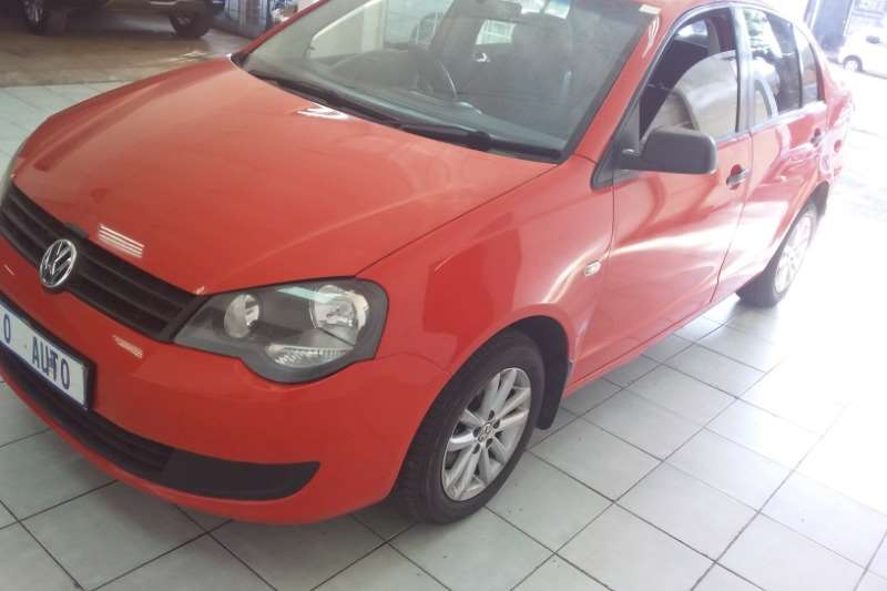 2013 VW Polo Vivo 5 door 1.6 Trendline