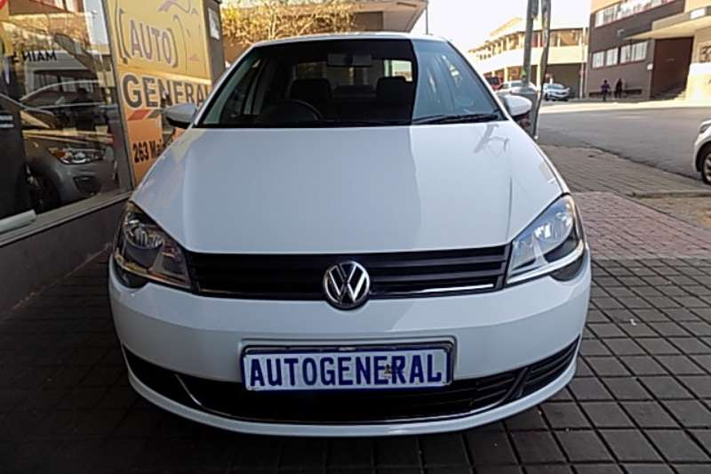 2016 VW Polo Vivo 5 door 1.6 Trendline