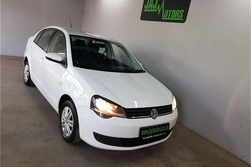 2016 VW Polo Vivo sedan 1.6 Trendline