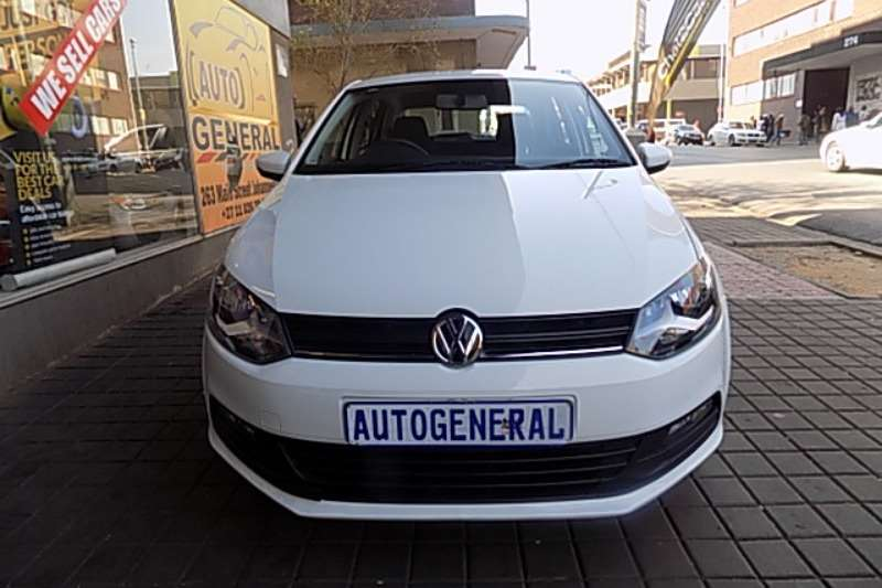 2018 VW Polo Vivo 5 door 1.4 Trendline