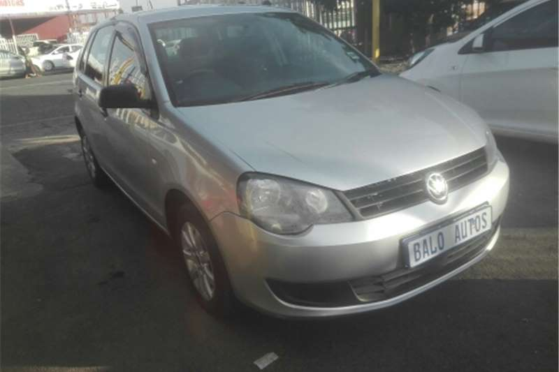 2011 VW Polo Vivo 5 door 1.4