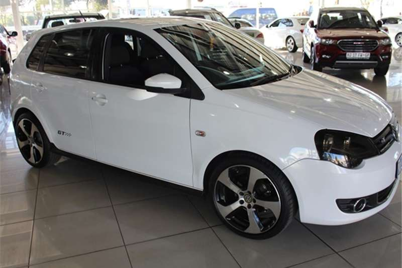 2014 VW Polo Vivo hatch 1.6 GT