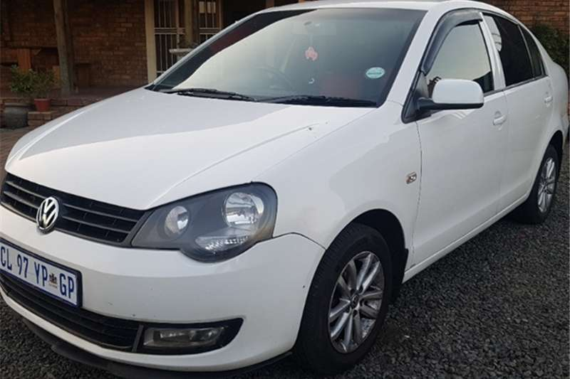 2013 VW Polo Vivo sedan 1.4