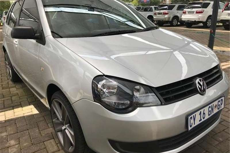 VW Polo Vivo Maxx 1.6 2014