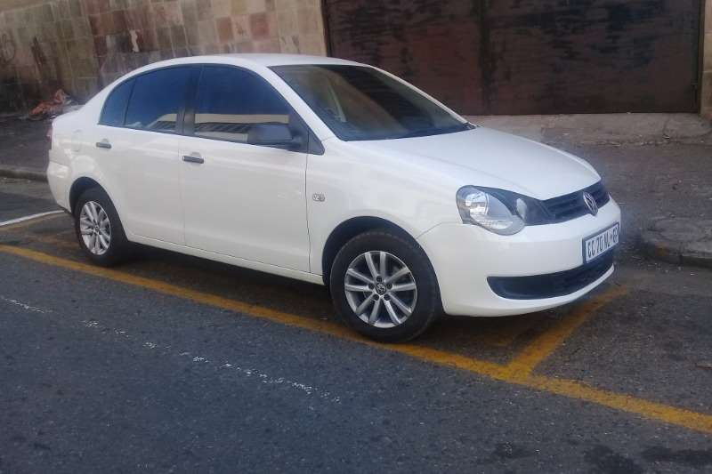 VW Polo Vivo sedan 1.4 2012