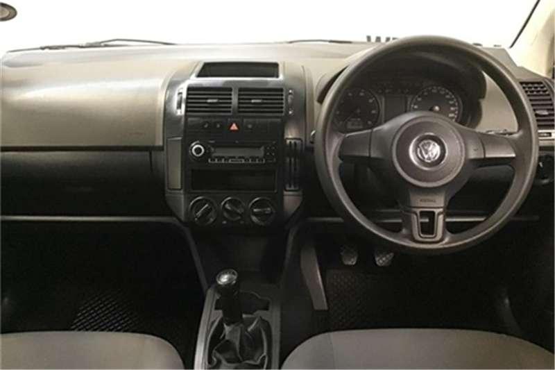 VW Polo Vivo sedan 1.4 Trendline 2011