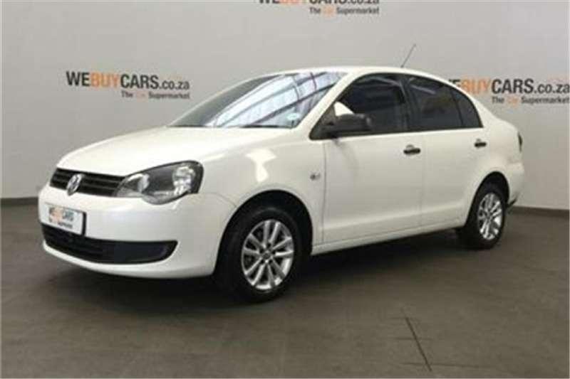 VW Polo Vivo Sedan 1.4 Trendline For Sale In Gauteng