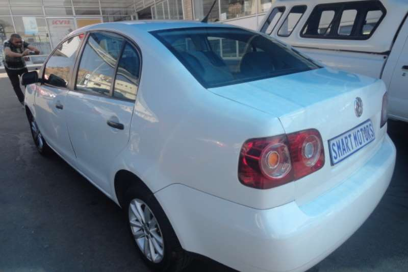 VW Polo Vivo sedan 1.4 Trendline 2014
