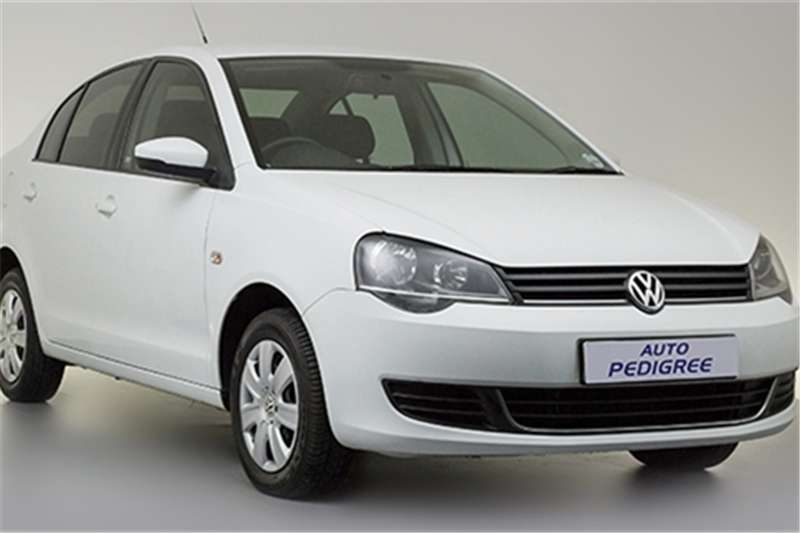 VW Polo Vivo sedan 1.4 Trendline 2017