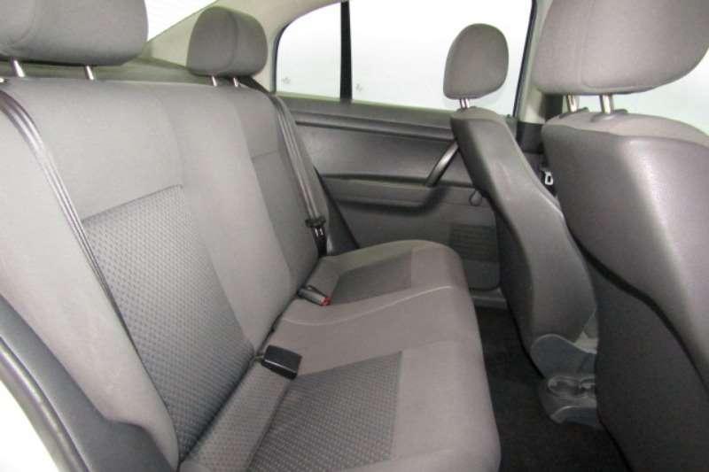 VW Polo Vivo sedan 1.4 Trendline auto 2012