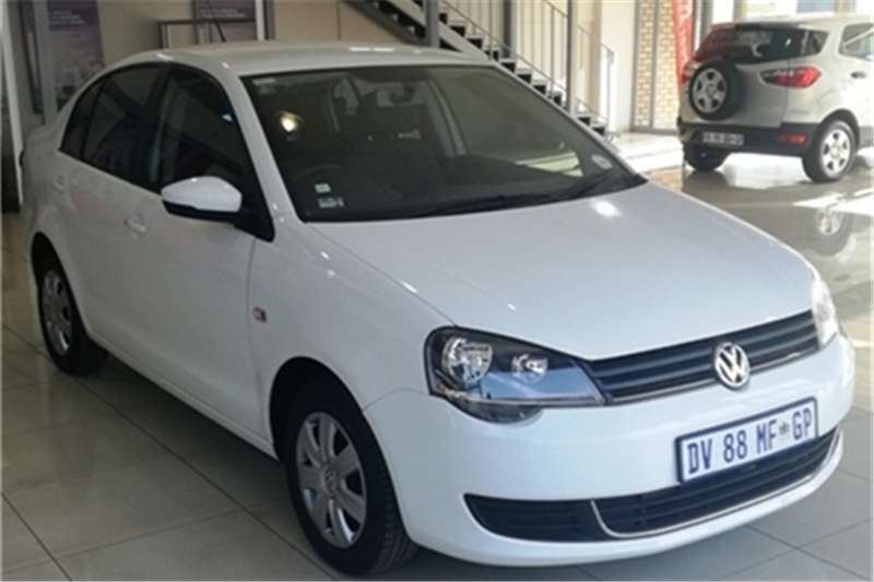 VW Polo Vivo sedan 1.4 Trendline auto 2015