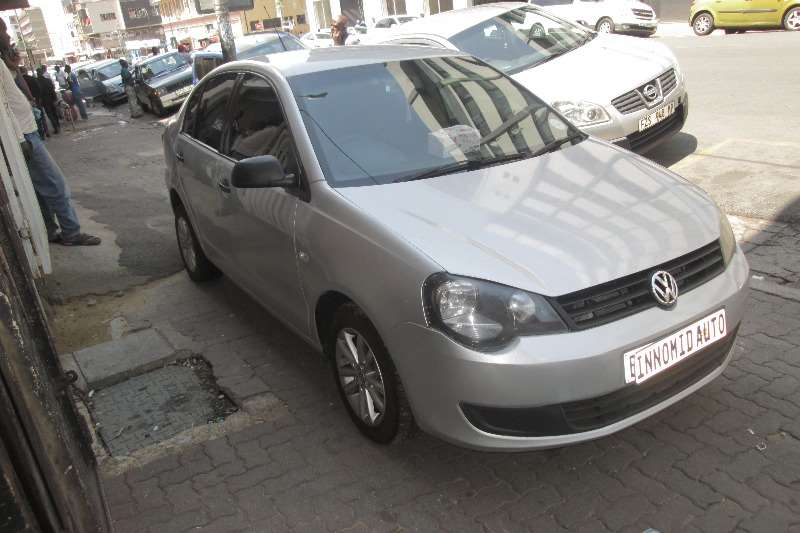 VW Polo Vivo sedan 1.6 2011