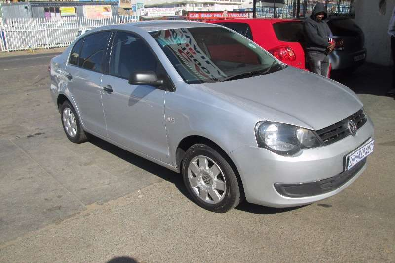 VW Polo Vivo sedan 1.6 2014
