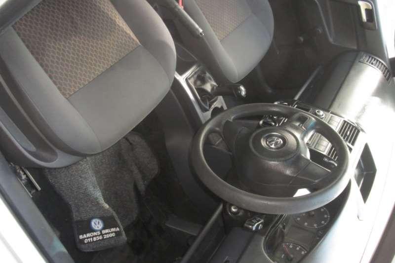 VW Polo Vivo sedan 1.6 Comfortline 2017