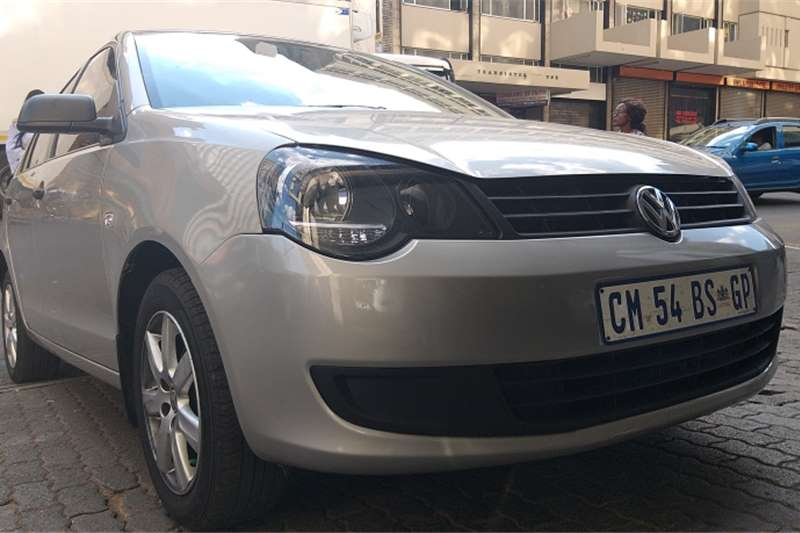 2013 VW Polo Vivo sedan