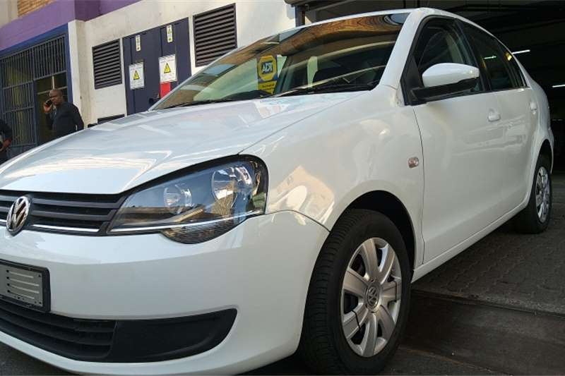 2015 VW Polo Vivo sedan