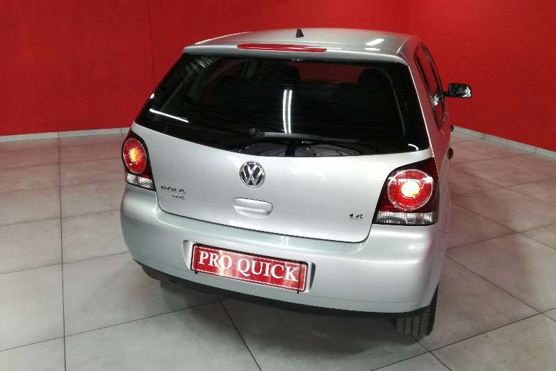 VW Polo Vivo sedan 1.6 Trendline 2013